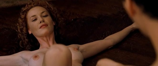 Connie Nielsen Nude Pics & Topless Sex Scenes Compilation 3