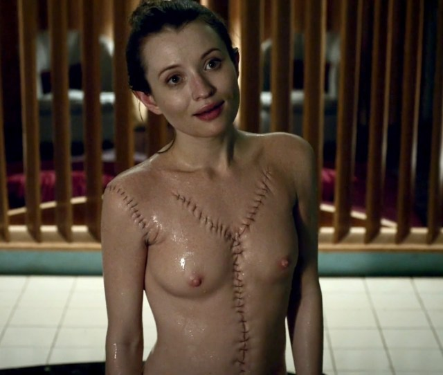 Emily Browning Nude Scene In American Gods Series Free Video