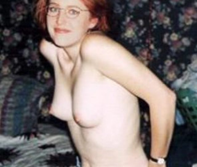 Gillian Anderson Scandal Planet