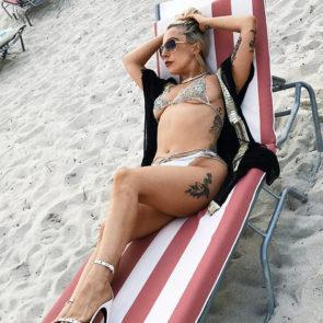 Lady Gaga Nude ULTIMATE Compilation 39
