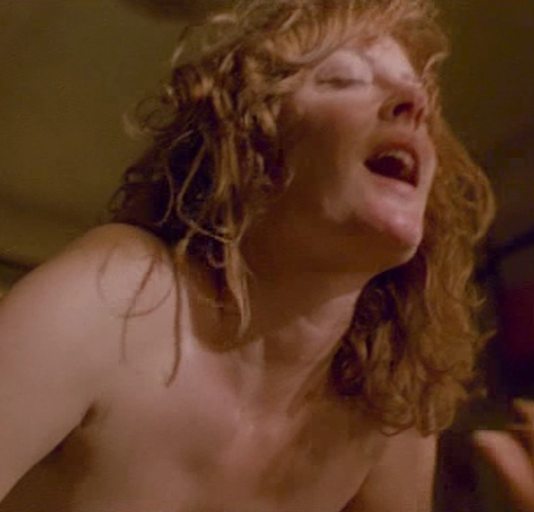 Susan Sarandon Nude Sex Scene In White Palace Movie  FREE VIDEO