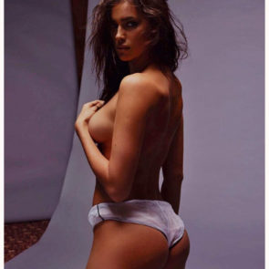 Irina Shayk Nude & Topless LEAKED Ultimate Collection 53