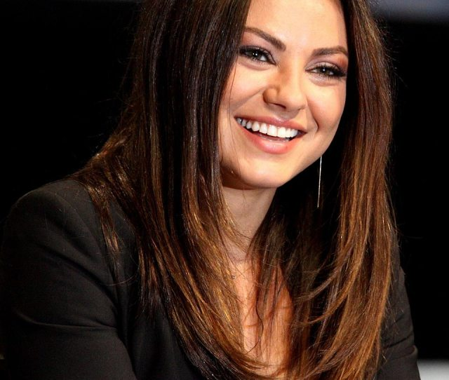 Mila Kunis Age 34 Is An American Actress Best Known For Her Roles In Series That 70s Show Black Swan Friends With Benefits With Justin Timberlake