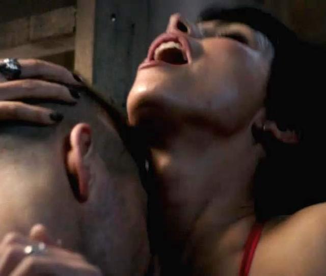 Morena Baccarin Nude Sex Scene In Homeland Series