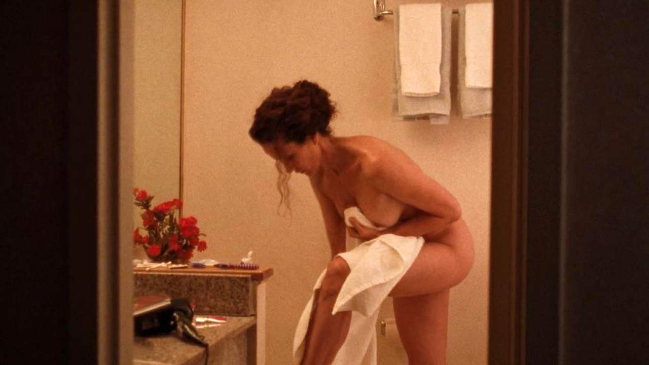 Compilation of Andie MacDowell Nude Scenes in Love After