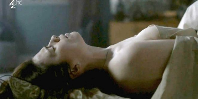 Hayley Atwell oral sex scene