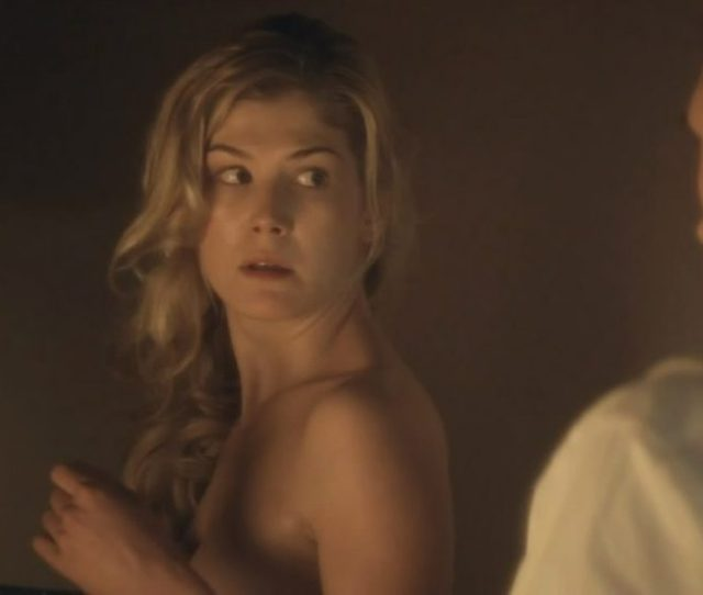 Rosamund Pike Nude Pics Naked Sex Scenes Scandal Planet