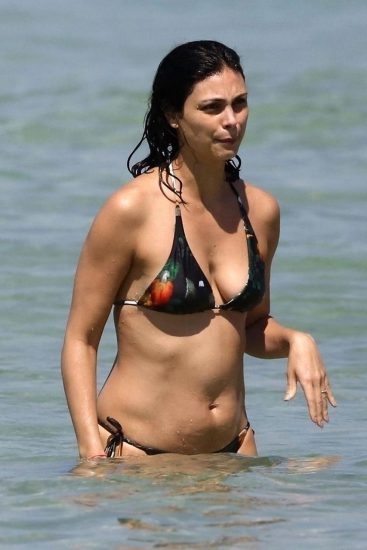 Morena Baccarin Hot Bikini Pics  Scandal Planet