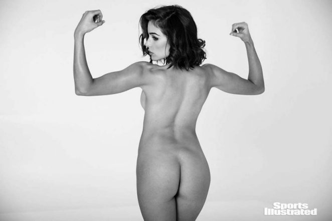 Olivia Culpo naked ass for peta