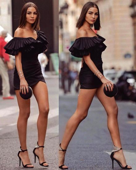 Olivia Culpo Nude & Topless ULTIMATE Collection 170