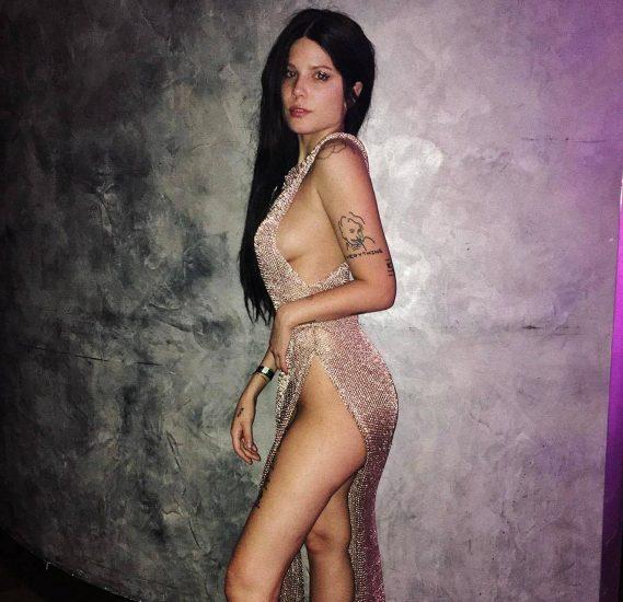 Halsey Nude LEAKED Pics, Porn Video & Sexy Photos 26