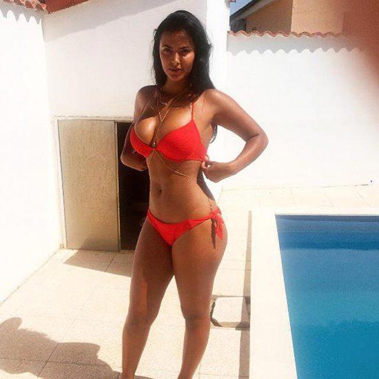 Maya Jama Nude LEAKED Pics & Porn Video 39