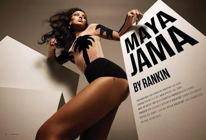 Maya Jama Nude LEAKED Pics & Porn Video 114