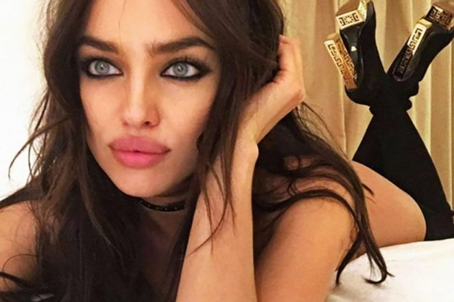 Irina Shayk Nude & Topless LEAKED Ultimate Collection 14