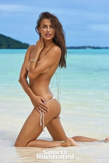 Irina Shayk Nude & Topless LEAKED Ultimate Collection 57