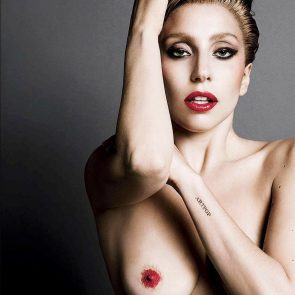 Lady Gaga Nude ULTIMATE Compilation 10