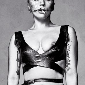Lady Gaga Nude ULTIMATE Compilation 21