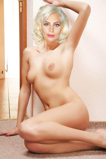 Lady Gaga Nude ULTIMATE Compilation 36