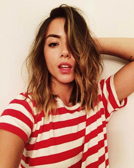 Chloe Bennett hot