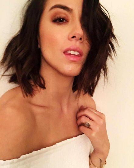Chloe Bennett private selfie