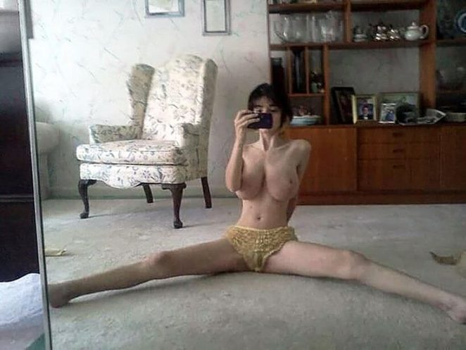 Abigail Shapiro nude tits