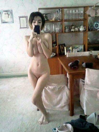 Abigail Shapiro naked pussy