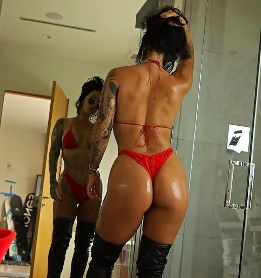 Kayla Lauren Nude LEAKED Pics & Topless Snapchat Porn 65