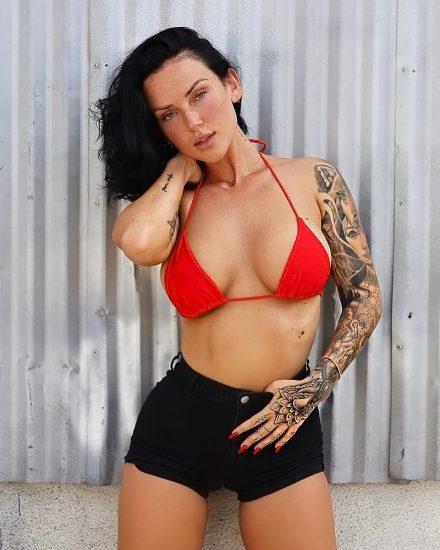 Kayla Lauren Nude LEAKED Pics & Topless Snapchat Porn 69