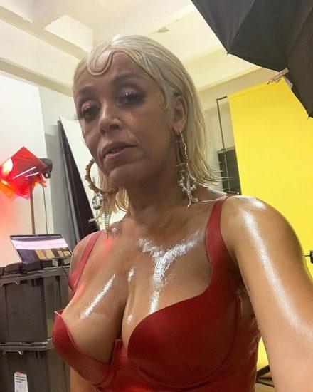 Doja Cat Nude LEAKED Pics & Blowjob Porn Video 97