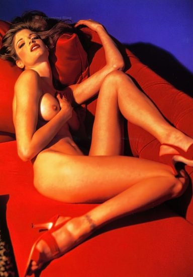 Stephanie Seymour Nude Pics & LEAKED Sex Tape Porn 76