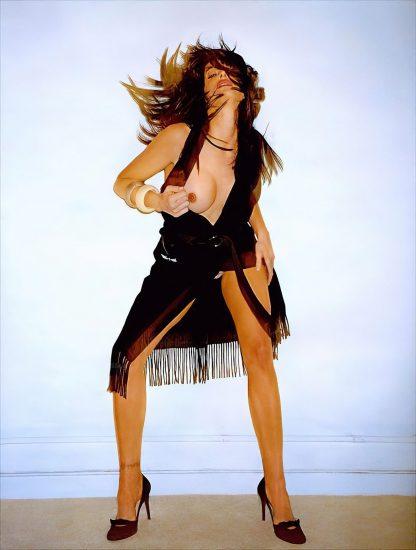 Stephanie Seymour Nude Pics & LEAKED Sex Tape Porn 71