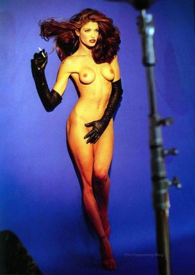 Stephanie Seymour Nude Pics & LEAKED Sex Tape Porn 49