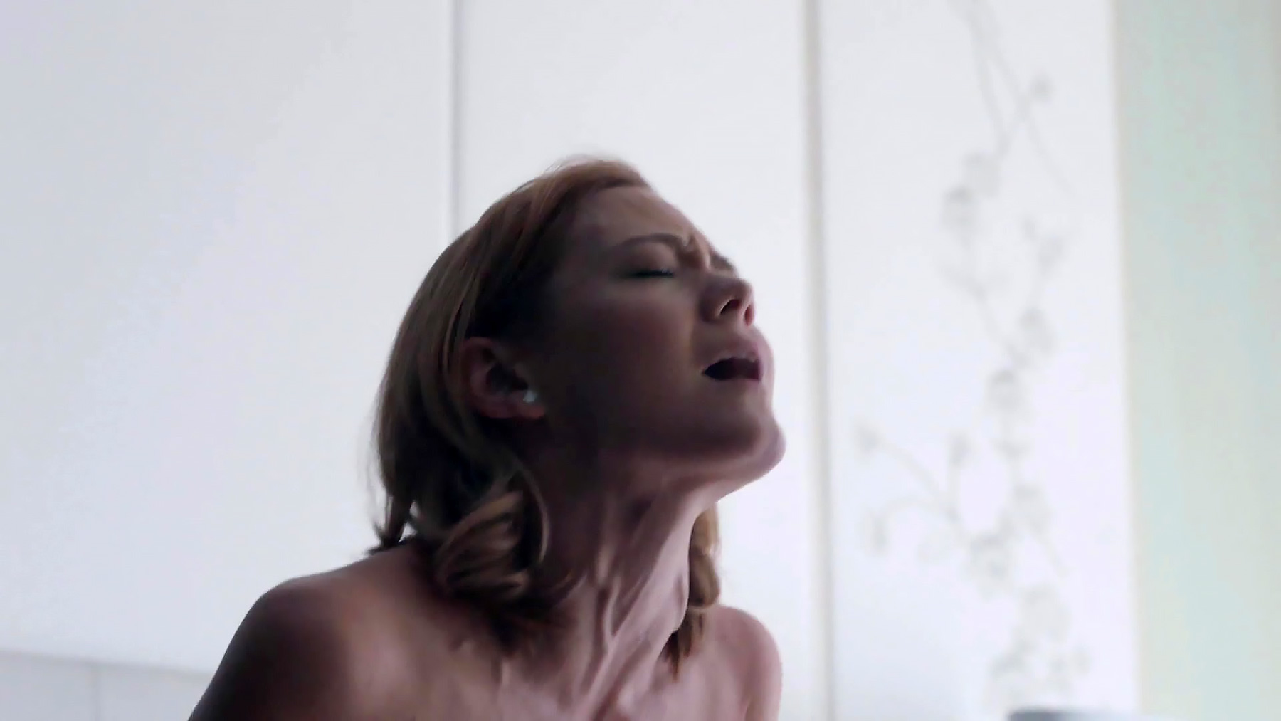 Louisa Krause Cowgril Sex Scene From The Girlfriend Experience  ScandalPost