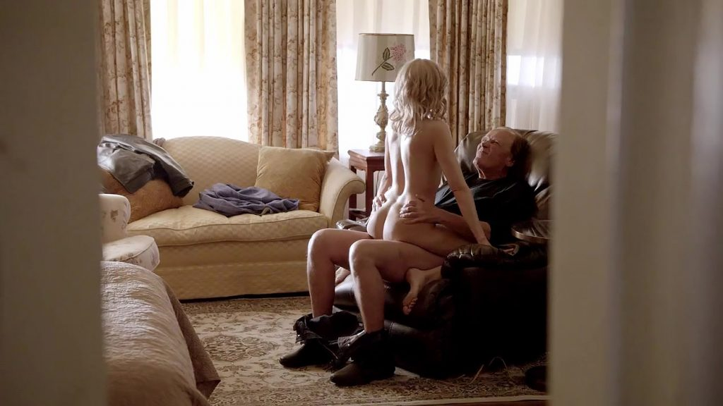 Kim Dickens Nude Sex Scene From Sons Of Anarchy  ScandalPost