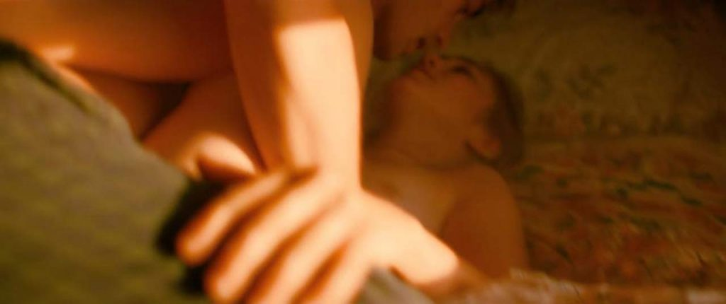 Josephine Berry Nude Sex Scene in The Girl from the Song