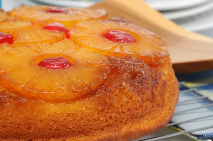 Cake Recipes - Joyce's Pineapple Upside Down Cake