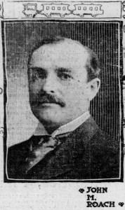John M Roach