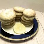 Meyer Limoncello Cookies