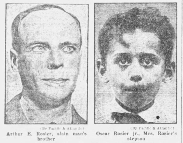 Arthur and Oscar Rosier