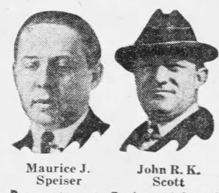Speiser and Scott