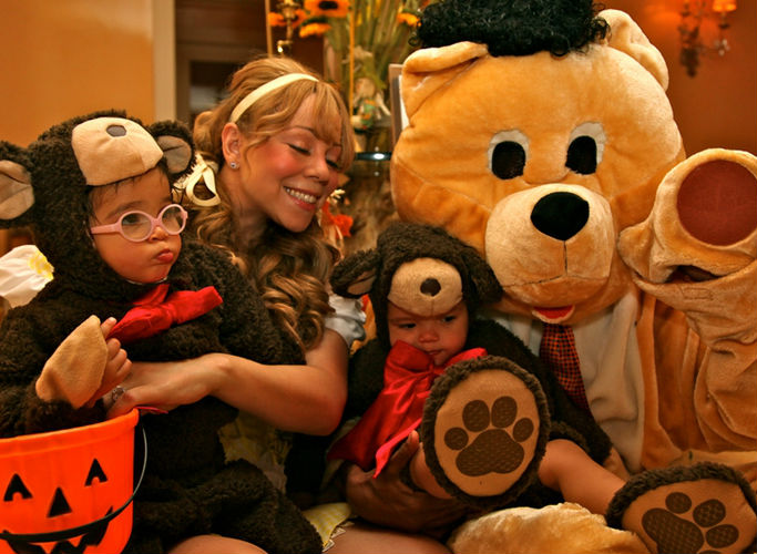 Mariah Carey's Halloween Costume is Full of Mariah Careyness