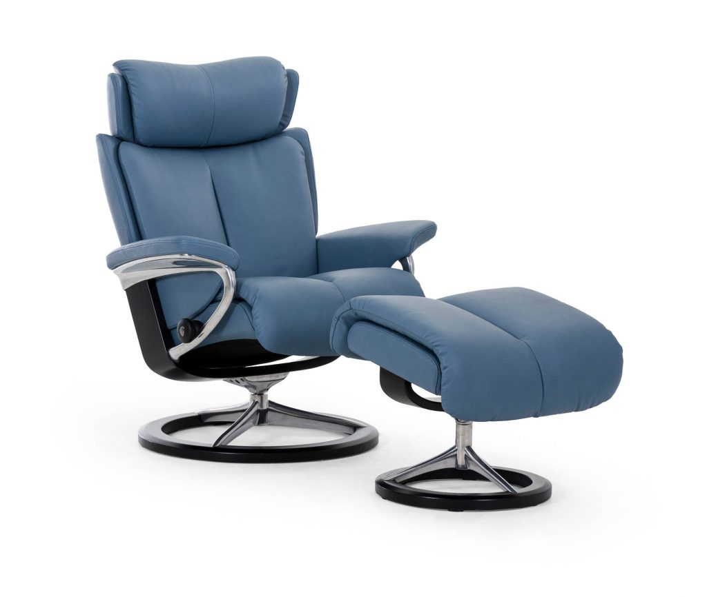 Chairs For Less What Is A Stressless Recliner Scan Decor