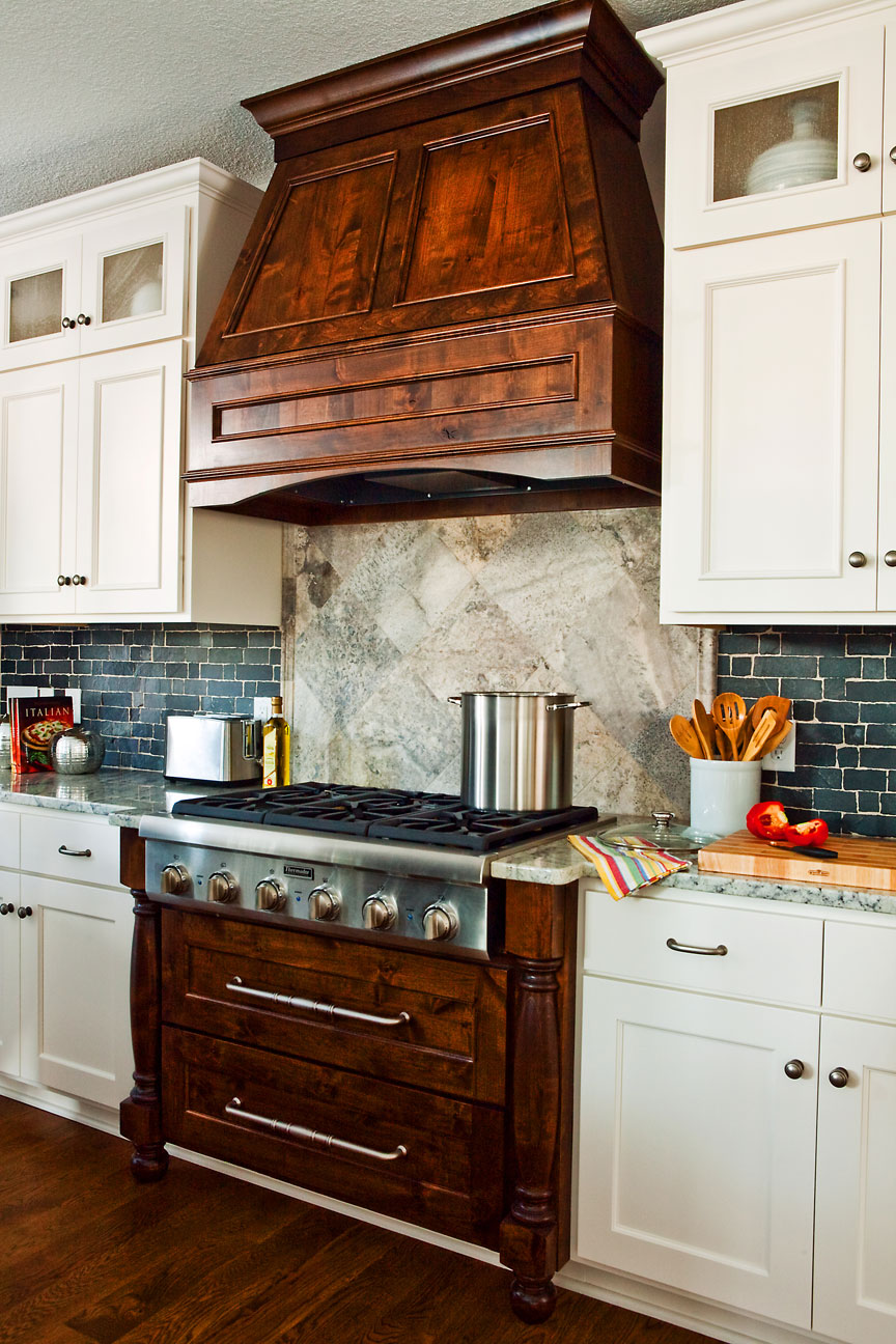 Kitchens Islands  Hoods  Scandia Custom Cabinets