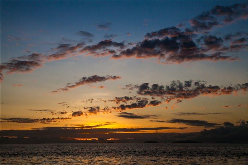Puerto Galera Sunset Scandi Divers Resort Puerto Galera