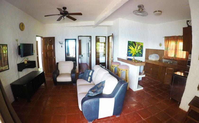 3 bed oceanfront suite scandi divers resort