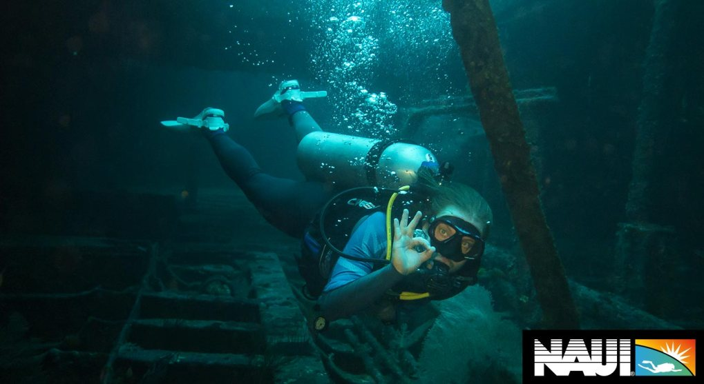 naui advanced scuba diver course puerto galera