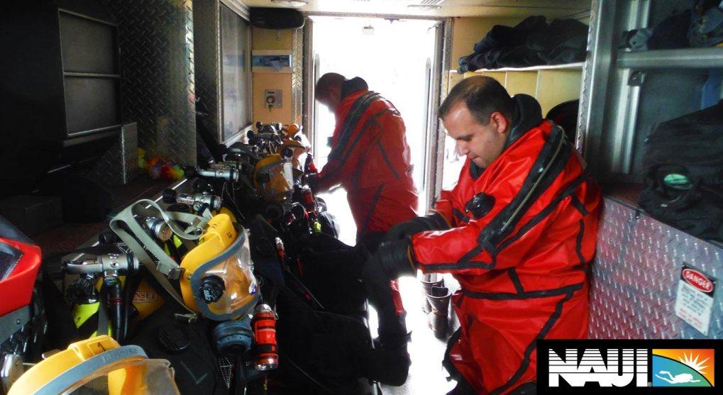 naui public safety diver course puerto galera