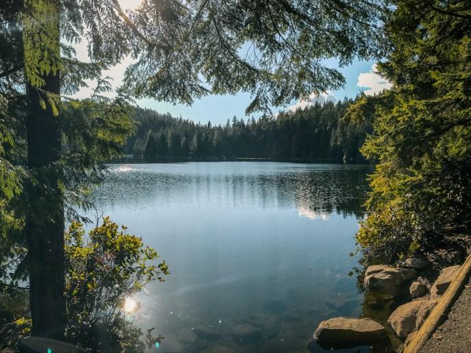 Sasamat Lake 2