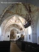 Elmelunde church nave