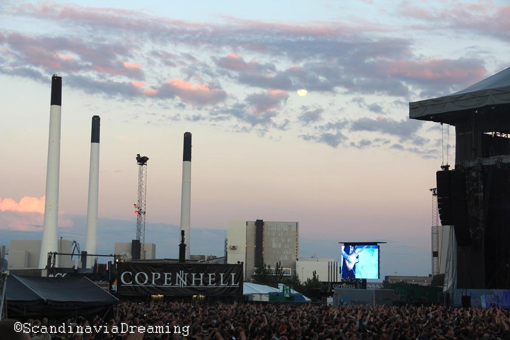 Copenhell Iron Maiden Hofor